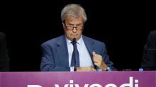 Vivendi's chairman brushes off criticism over investment in Telecom Italia
