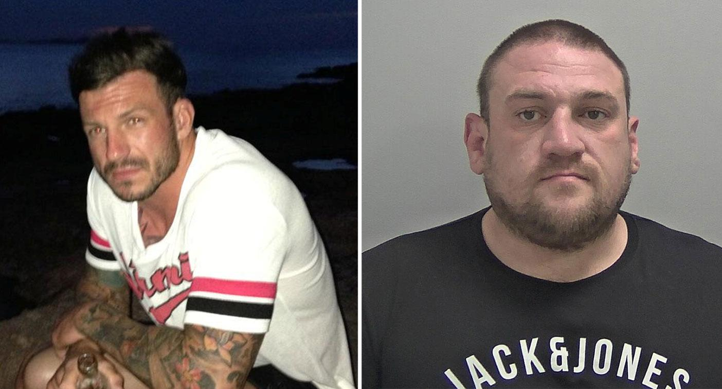 Carpet fitter stabbed ex-footballer to death and hid his body in a rolled-up rug