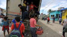 Honduras y EE.UU. trabajan en investigar y judicializar a los promotores de las caravanas