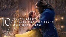 10 個關於《美女與野獸》的秘密!趕快在電影上映前了解吧!