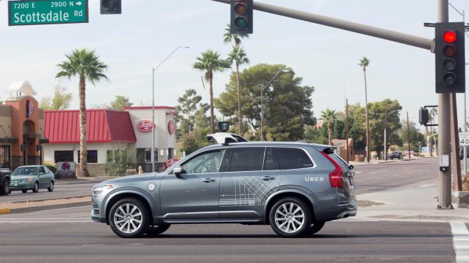 Uber shutters self-driving program in Arizona
