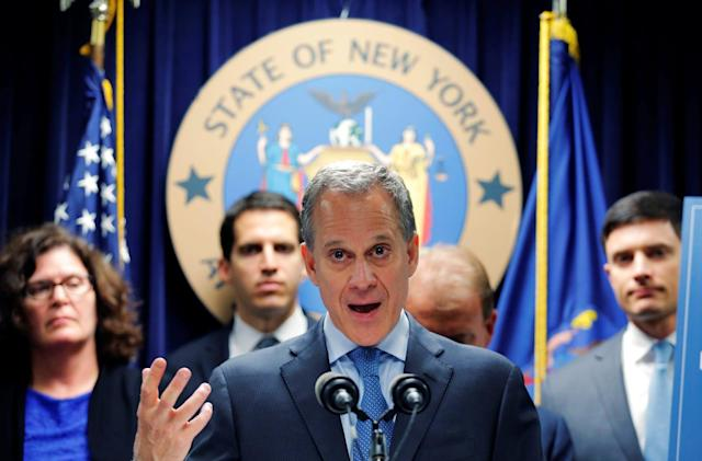New York sues Charter over slow internet speeds