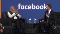 India 2nd in govt requests for users' data on FB