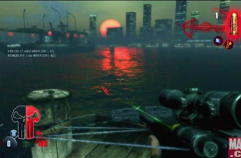 The Punisher: No Mercy demo, patch coming soon