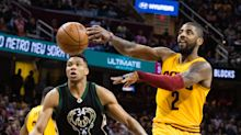 Report: If Kyrie Irving doesn't go to Boston, the Bucks are ready to pounce