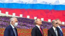 Putin has 'disinfection tunnel' to protect him from coronavirus