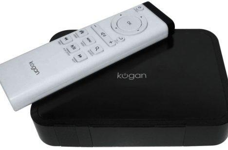 Kogan's Agora Internet TV Portal promises Android Market access, our LCDs remain skeptical