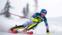 Shiffrin edges Vlhova to win slalom in Jasna