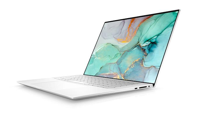 Dell's 11th-gen Intel XPS 15 has tiny bezels and optional RTX 3050 Ti graphics