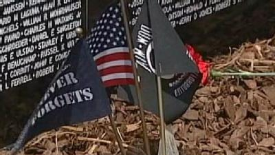 Mobile Vietnam Wall Visits Central Fla.