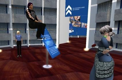 Second Life publicizes din of inequity