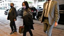 Allowing border agents to question Huawei CFO before her arrest was best, officer testifies