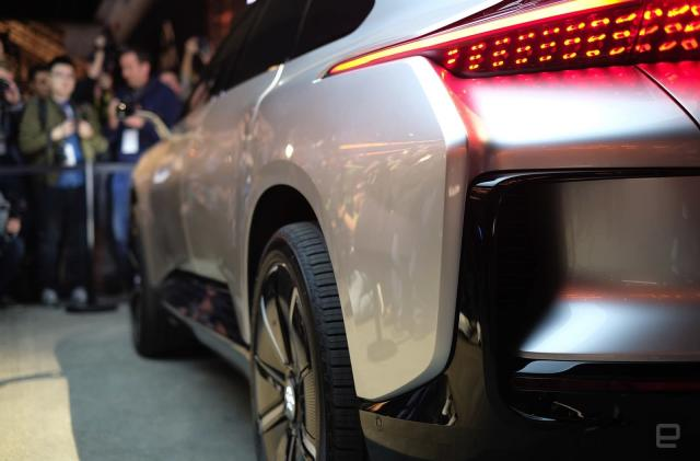 Faraday Future cites arbitration victory despite layoffs