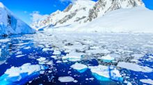 New Antarctica fears as lakes of melted ice make ice sheets 'buckle'