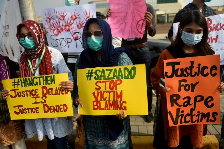 Gang-rape case prompts Pakistan PM Khan to call for chemical castration