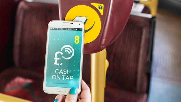 EE's NFC payment app now works on London buses