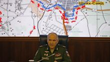 The Latest: Reports: 3 Russian officers wounded in Aleppo