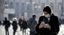 Coronavirus continues to dent European stocks