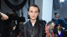 Millie Bobby Brown has signed with a modelling agency