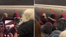 Flight attendant slapped by passenger who refused to wear a mask