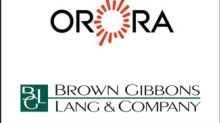 BGL Announces the Sale of Pollock to Orora Limited
