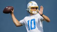 Chargers are among NFL's least vaccinated teams, but Justin Herbert got his