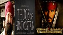 Thugs Of Hindostan is not inspired by Pirates of Carribean | Aamir Khan