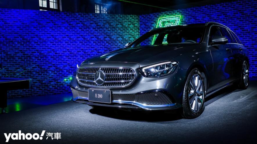 老賓士、新古典!2021 Mercedes-Benz E-Class抵台上市! - 15
