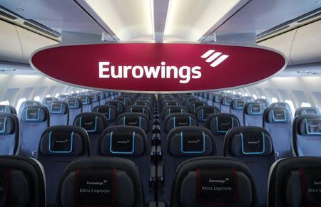 Lufthansas Eurowings Says Air Berlin Plane Transfer Almost Done