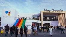 Google's CES booth was more show than substance