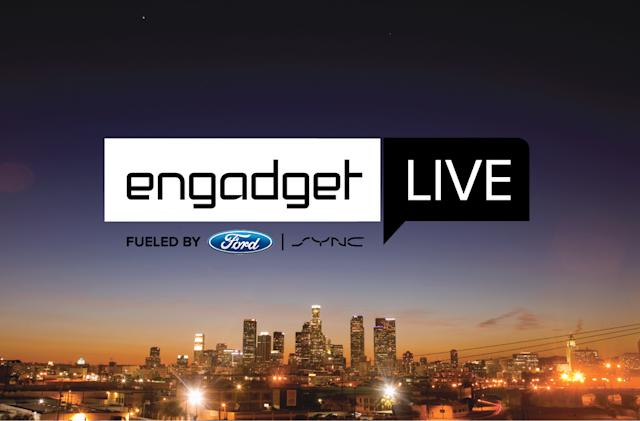 Engadget Live takes over the Exchange in Los Angeles this Friday!