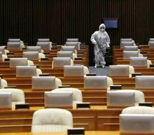 S. Korea 'very grave', Moon says as coronavirus cases approach 1,000