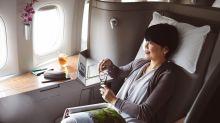 國泰系統再出錯 一折發售頭等艙機票