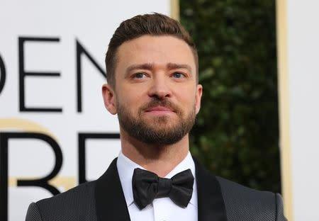 Cantor Justin Timberlake em Beverly Hills