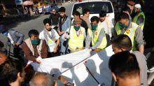 Roadside bomb attack misses Afghan vice president, but kills four