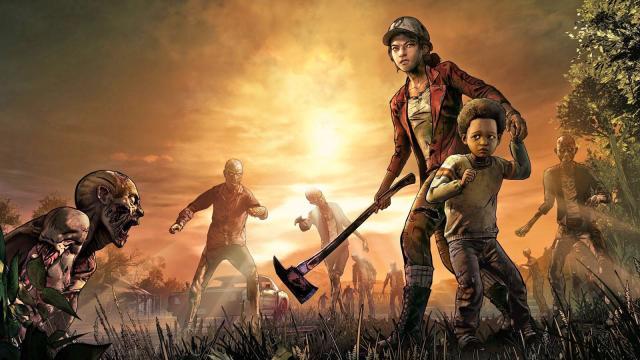 Telltale stops selling 'The Walking Dead: The Final Season'