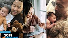 Stormi, Rani and Prince Louis: 13 seriously cute photos of 2018's new celebrity babies