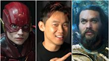 Why director James Wan chose 'Aquaman' over the Flash movie