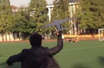See Splinter Cell: Blacklist's RC plane in action