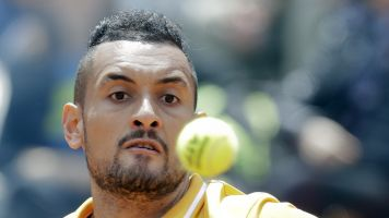 Kyrgios withdraws from French Open