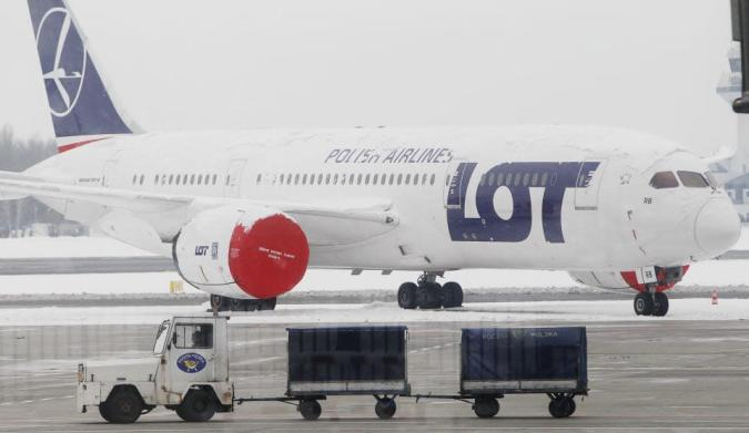 Cyberattack grounds 10 flights out of Warsaw
