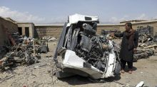 US trashes unwanted gear in Afghanistan, sells as scrap
