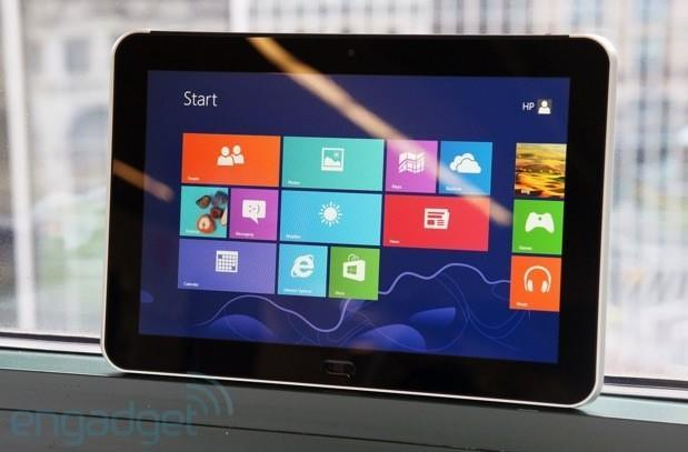 HP ElitePad 900 review: HP's first Windows 8 tablet for the business world