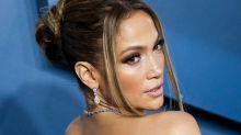 La publicidad desnuda al estilo Jennifer López: su desesperado anuncio de nueva música