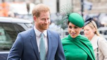 Meghan Markle And Prince Harry Attend Commonwealth Day Service As Final Royal Appearance