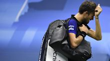 Medvedev beaten in Hamburg after run to U.S. Open semifinals