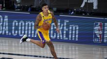 Kyle Kuzma lifts Lakers past Nuggets with last-second shot