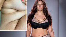 Ashley Graham praised for nude pregnancy snap