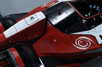 You can race your Star Citizen spaceship today