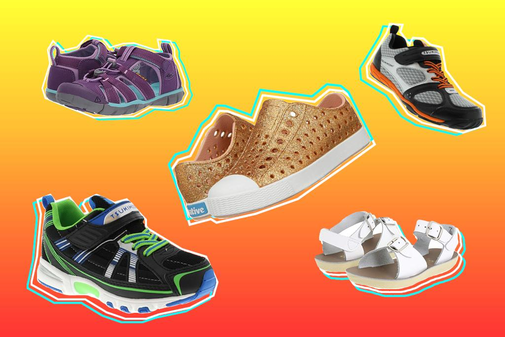 c2cd45aa972 Keen and Native Are Driving Kids' Shoe Sales at Independent Retailers This  Summer